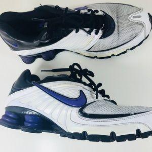 Nike Turbo shox men's running shoes
